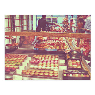 Tienda del macaron de los macarrones de Francia Postal