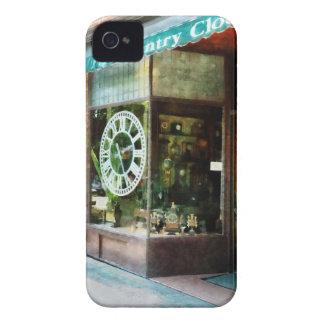 Tienda del reloj iPhone 4 Case-Mate cárcasas