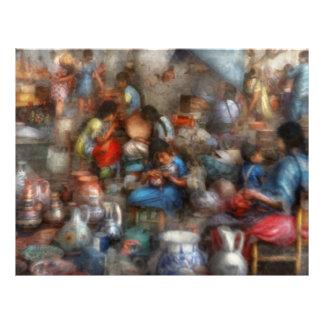 Tienda - el marketpalce ocupado tarjetones