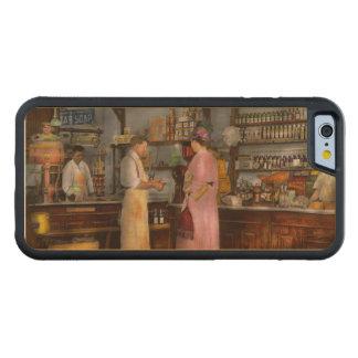 Tienda - en una tienda general 1917 funda de iPhone 6 bumper arce