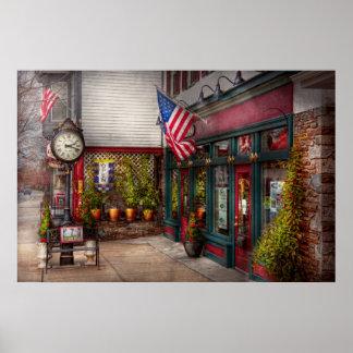 Tienda - Flemington, NJ - Flemington histórico Póster