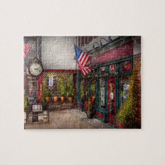 Tienda - Flemington, NJ - Flemington histórico Puzzle Con Fotos