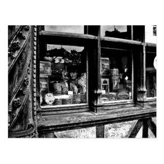Tienda francesa del caramelo
