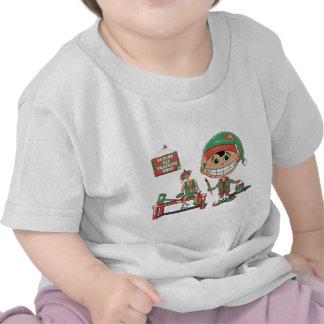Tienda futura del entrenamiento del duende camiseta