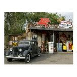 Tienda general de la ruta 66 y gasolinera postal