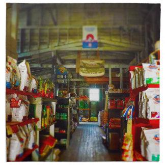 Tienda Kansas City de la alimentación de Waldo Gra Servilletas De Papel