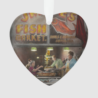 Tienda - pescado NY - mercado de los pescados de