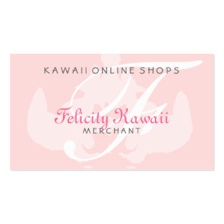 Tiendas de Kawaii Tarjetas De Visita