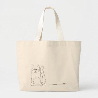 tiendas del gato del gato bolsa
