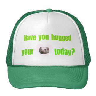 Tiene usted abrazado su gorra de la comadreja (hur