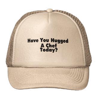 Tiene usted abrazado un cocinero hoy gorro