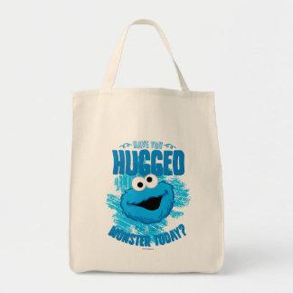 Tiene usted abrazado un monstruo hoy bolsa tela para la compra