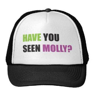 Tiene usted Molly visto Gorros Bordados