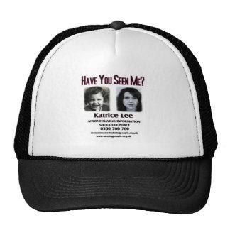 Tiene usted visto me gorra de Katrice Lee