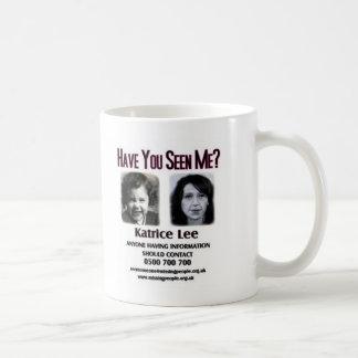 Tiene usted visto me taza de café de Katrice Lee