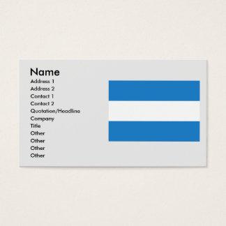 Tienen, Belgium Business Card