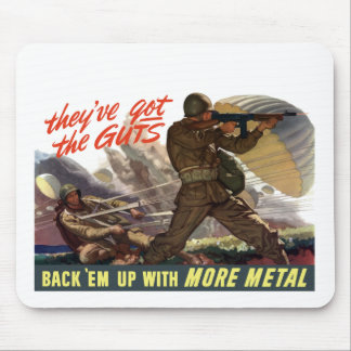 Tienen la tripa -- WW2 Alfombrillas De Ratones