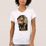 Tiepolo-Virgen de Juan que aparece a St Philip Camiseta