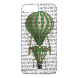 Tiered Hot Air Balloon Green iPhone 7 Plus Case