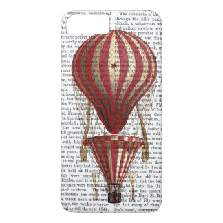 Tiered Hot Air Balloon Print Red iPhone 7 Plus Case