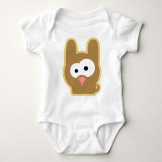 Tierkinder: Häschen Baby Bodysuit