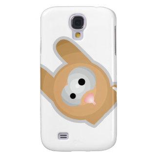 Tierkinder: Häschen Samsung Galaxy S4 Case