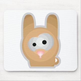 Tierkinder: Häschen Mouse Pad