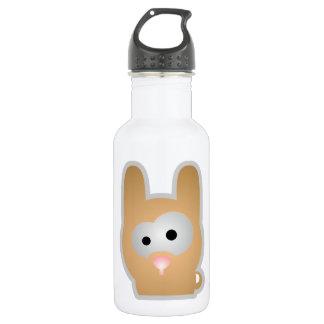 Tierkinder: Häschen 18oz Water Bottle