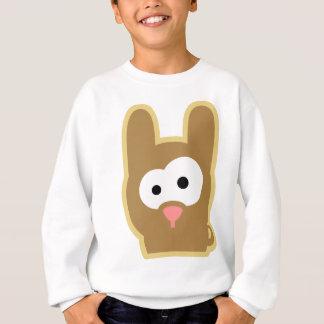 Tierkinder: Häschen Sweatshirt