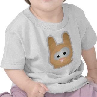 Tierkinder: Häschen Tee Shirt