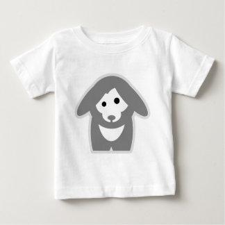 Tierkinder: Hündchen Baby T-Shirt