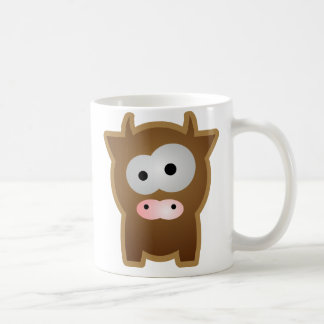 Tierkinder: Kälbchen Coffee Mug