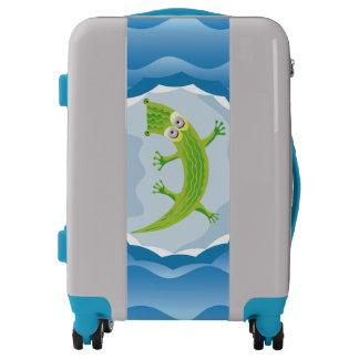 Tierno cocodrilo luggage