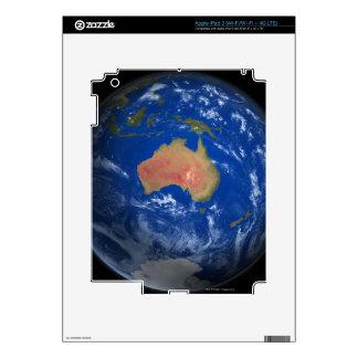 Tierra 2 del planeta pegatina skin para iPad 3