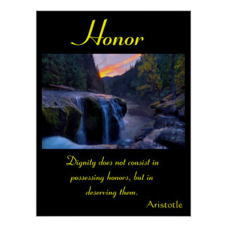 Tierra 32 de los posters del honor