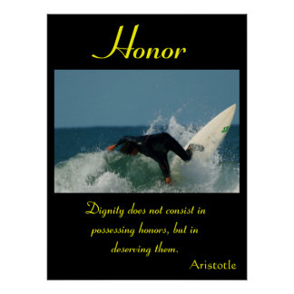 Tierra 40 de los posters del honor