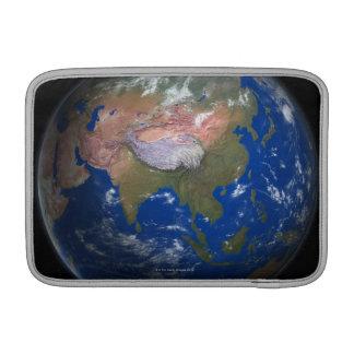 Tierra 4 del planeta fundas macbook air