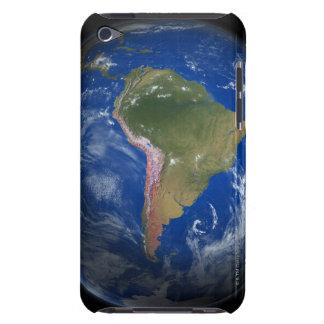 Tierra 5 del planeta funda para iPod de barely there