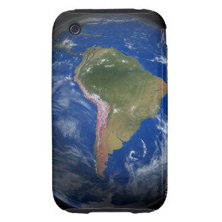 Tierra 5 del planeta funda though para iPhone 3