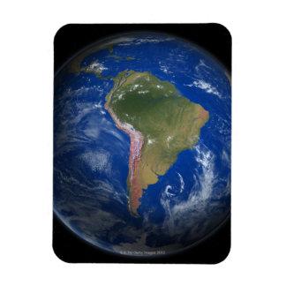 Tierra 5 del planeta iman de vinilo