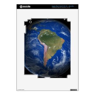 Tierra 5 del planeta iPad 3 skins