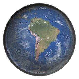 Tierra 5 del planeta platos