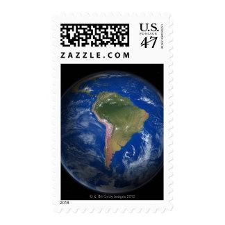 Tierra 5 del planeta sellos
