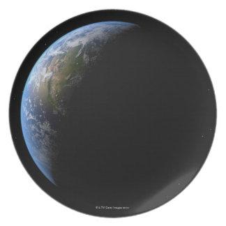 Tierra 6 plato