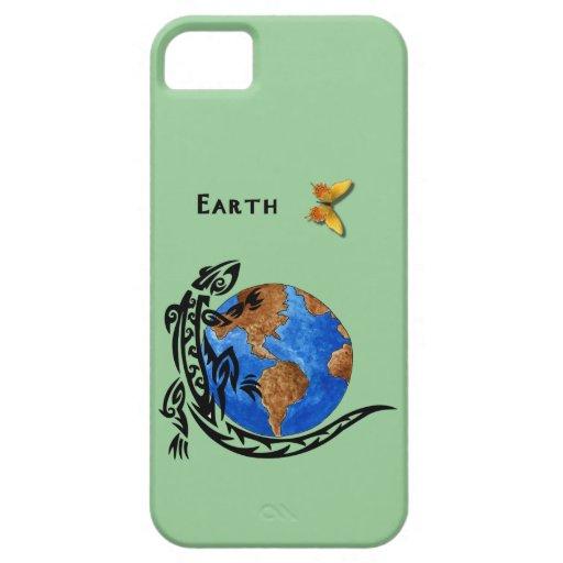 Tierra animal iPhone 5 Case-Mate carcasa