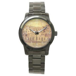 Tierra arrasada relojes de pulsera