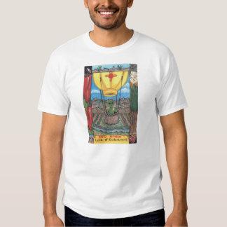 """""""Tierra camiseta del diseño de New México del Poleras"""