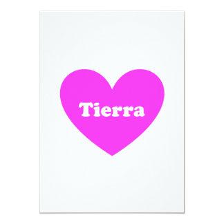Tierra Card