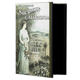 Tierra de California de la caja del aire del iPad