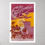 Tierra de California del poster de la promesa